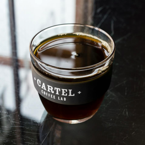 cartel coffee lab keg collars